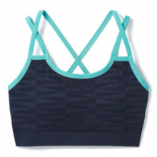 Women's Merino Seamless Strappy Bra by Smartwool in Glenwood Springs CO