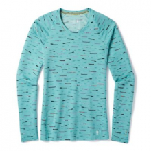 Women's Merino 150 Baselayer Print Long Sleeve