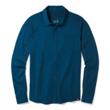 Men's Merino Sport 150 Long Sleeve Button Down by Smartwool in Squamish Bc