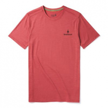Men's Merino Sport 150 Logo Tee by Smartwool in Canmore Ab