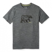 Men's Merino Sport 150 Bear Camp Tee by Smartwool in Oro Valley Az