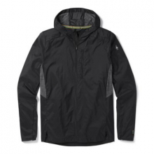 Men's Merino Sport Ultra Light Hoody by Smartwool in Canmore Ab