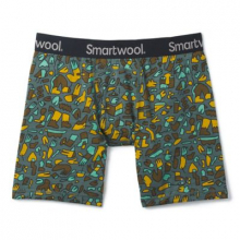 Men's Merino 150 Print Boxer Briefs