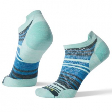 Women's PhD Run Ultra Light Striped Micro by Smartwool in Colorado Springs CO