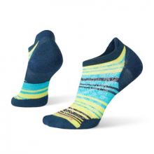 Women's PhD Run Ultra Light Striped Micro by Smartwool in Ames IA