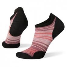 Women's Run Zero Cushion Striped Low Ankle Socks by Smartwool
