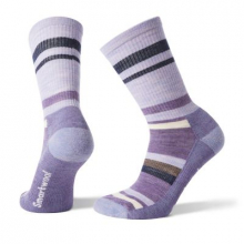 Women's Hike Striped Light Crew by Smartwool in Fort Collins CO