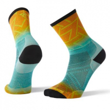 PhD Run Ultra Light Print Crew by Smartwool