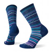 Women's Everyday Zig Zag Valley Crew Socks by Smartwool in Alamosa CO