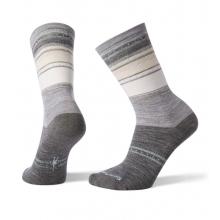 Women's Everyday Stitch Stripe Crew Socks