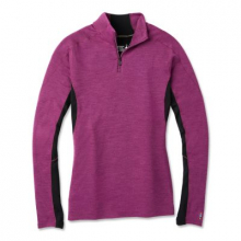 Women's Merino Sport 250 Long Sleeve 1/4 Zip by Smartwool in Canmore Ab