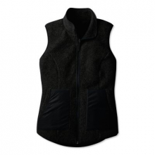 Women's Anchor Line Reversible Sherpa Vest