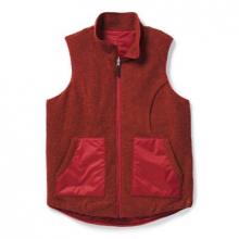 Women's Anchor Line Reversible Sherpa Vest