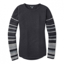 Women's Shadow Pine Crew Sweater by Smartwool