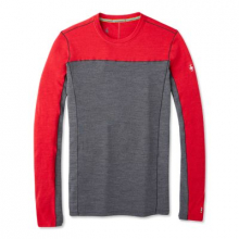 Men's Merino Sport 250 Long Sleeve Crew by Smartwool in Canmore Ab