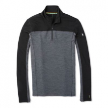 Men's Merino Sport 250 Long Sleeve 1/4 Zip by Smartwool in Canmore Ab