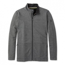 Men's Merino Sport Fleece Full Zip Jacket by Smartwool in Canmore Ab
