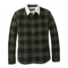 Men's Anchor Line Sherpa Shirt Jacket