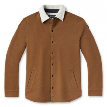 Men's Anchor Line Sherpa Shirt Jacket