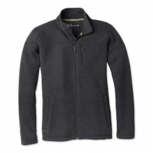 Men's Hudson Trail Fleece Full Zip Jacket by Smartwool in Arcadia CA