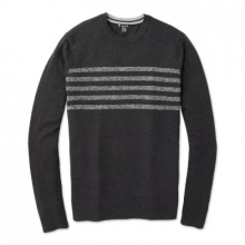 Men's Sparwood Pattern Crew Sweater by Smartwool in Broomfield CO