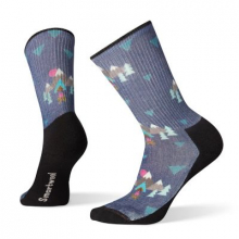 Women's Hike Light Under The Stars Print Crew by Smartwool in Fort Collins CO