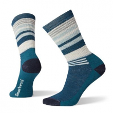 Women's Hike Medium Striped Crew by Smartwool in Fort Collins CO