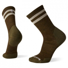 Athletic Targeted Cushion Stripe Crew Socks by Smartwool