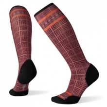 Women's Compression Cruise Director Print OTC by Smartwool