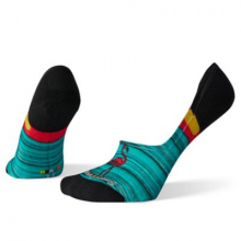 Women's Curated Surfing Flamingo No Show (JC) by Smartwool