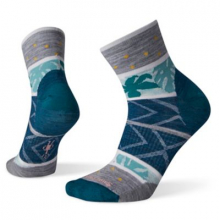 Women's Floral Dot Mini Boot Sock by Smartwool