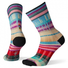 Women's Curated Drippy Stripes Crew by Smartwool