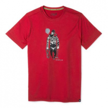 Men's Merino Sport 150 Game of Ghosts Tee (JF) by Smartwool in Arcadia CA
