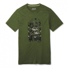 Men's Merino Sport 150 Mountain Ventures Tee (JF) by Smartwool in Arcadia CA