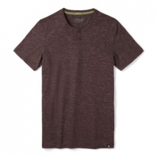 Men's Everyday Exploration SS Henley by Smartwool in Arcadia CA