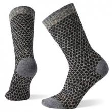 Women's Everyday Popcorn Polka Dot Crew Socks by Smartwool