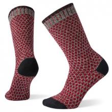 Women's Everyday Popcorn Polka Dot Crew Socks by Smartwool in Littleton CO
