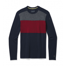 Men's Merino 250 Baselayer Colorblock Crew by Smartwool in Sioux Falls SD