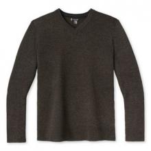 Men's Sparwood V-Neck Sweater by Smartwool