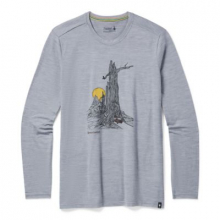 Men's Merino Sport 150 Long Sleeve Tunnel Views Graphic Tee by Smartwool