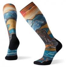 PhD Snow Light Elite Print by Smartwool in Alamosa CO