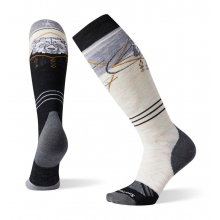 Women's Athlete Edition Freeski Over the Calf Socks by Smartwool in Golden CO