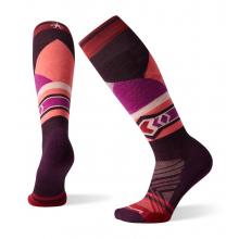 Women's Ski Targeted Cushion Pattern Over the Calf Socks by Smartwool in Omak WA