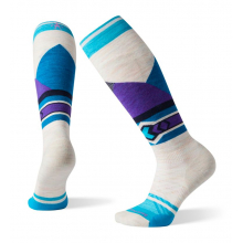 Women's Ski Targeted Cushion Pattern Over the Calf Socks by Smartwool in Casper WY