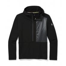 Men's Merino Sport Fleece Hybrid Pullover by Smartwool