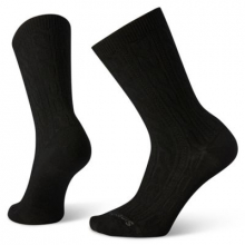 Women's Everyday Cable Crew Socks by Smartwool in Alamosa CO