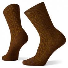 Women's Everyday Cable Crew Socks