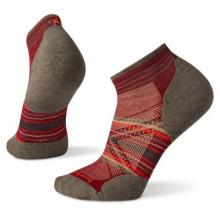 Run Light Targeted Cushion Pattern Low Cut Socks by Smartwool in Louisville CO