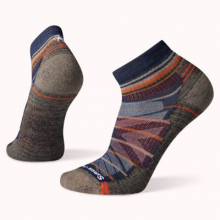 Hike Light Cushion Pattern Ankle Socks by Smartwool in Blacksburg VA