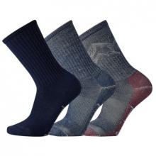 Blue Hike Light Socks Trio Socks by Smartwool